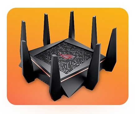 Mesh & WiFi-6 Routers For high speed WiFi