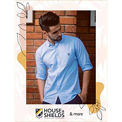 Men's Casual Shirts | Min. 50% off