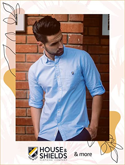 Men's Casual Shirts | Min. 50% off