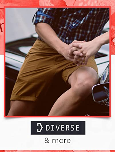 Men's shorts and boxers