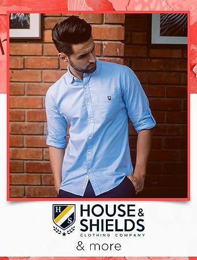 Men's formal & casual shirts