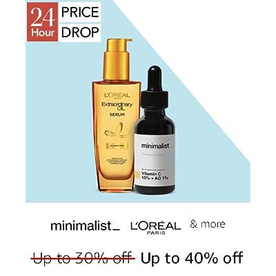 Premium skin & hair care