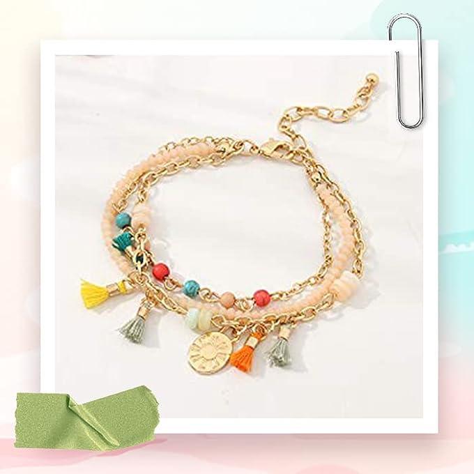 Bracelets for breezy vibes