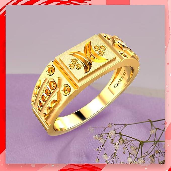 Men's insignia rings