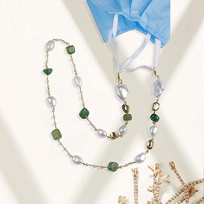 Mask chains for safety and style