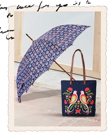 Shopping bags & umbrellas