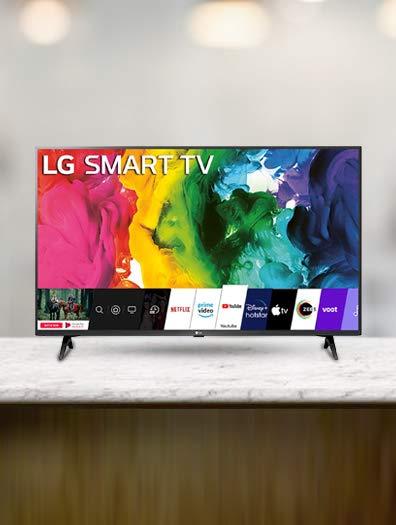 LG (43) FHD Smart TV