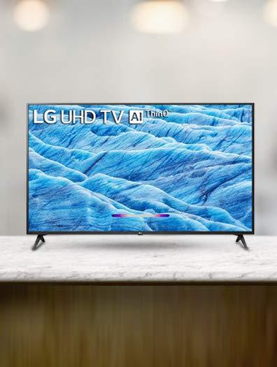 LG (65) 4K Smart TV
