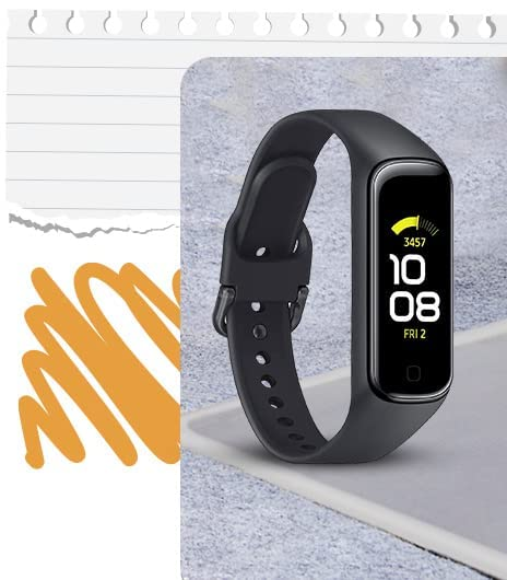 Smart watches & activity trackers