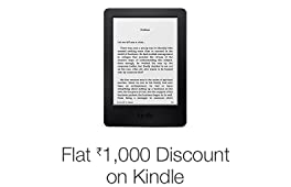 Kindle - Rs.1,000 Discount