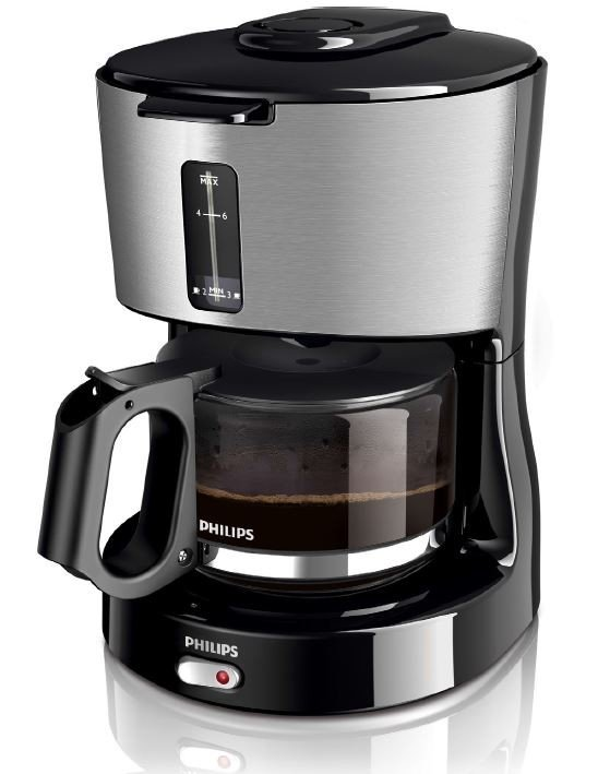 How Does Philips Coffee Maker Work : Buy Philips HD7450 0.6-Litre 650-Watt Drip Coffee Maker (Black) Online at Low Prices in India ...