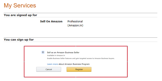 Amazon B2B Seller Program 2