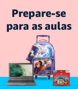 Prepare-se para as aulas