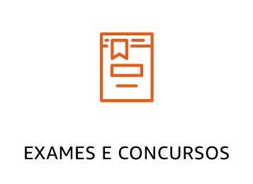 Livros para exames e concursos