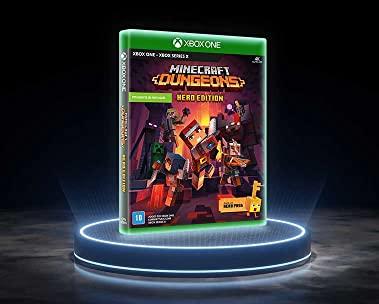 Confira o lançamento de Minecraft Dungeons