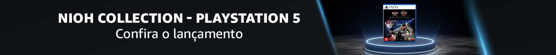 Confira o Lançamento de Nioh Collection para PlayStation 5
