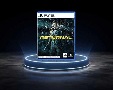 Pré-venda Returnal PlayStation 5