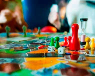 Loja de Jogos de Tabuleiros