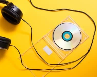Mais vendidos em CDs