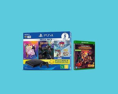 Video Games para presentear com diversão