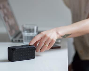 Aumente o volume com nossas Caixas de Som
