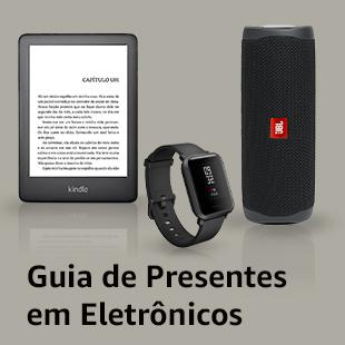 Guia de Presentes em Eletrônicos