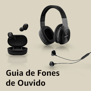 Guia de Fones de Ouvido