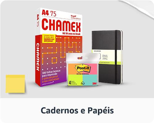 Cadernos e Papéis