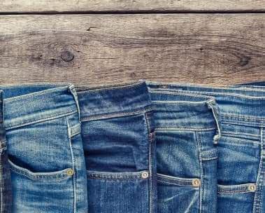 Encontre a calça jeans para seu estilo