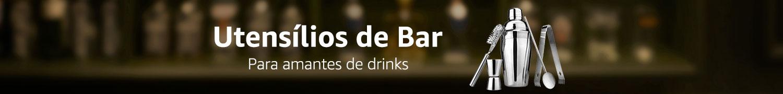 Utensílios de Bar