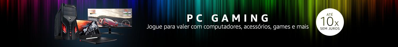 Confira a Loja de PC Gaming