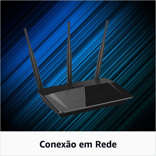 Conexão em Rede