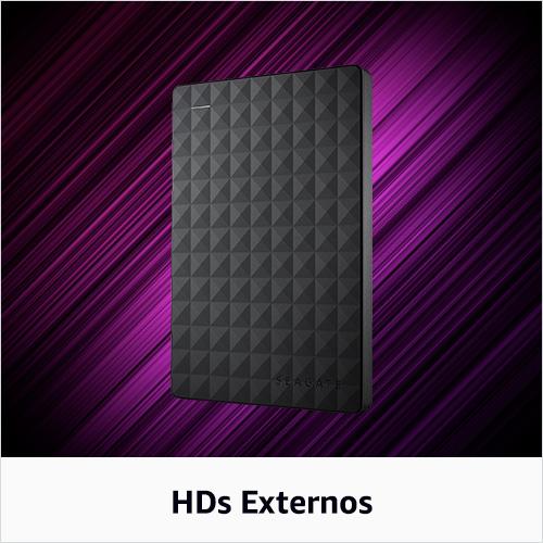 HDs Externos
