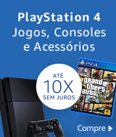 PlayStation 4: Jogos, Consoles e Acessórios