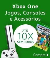 Xbox One: Jogos, Consoles e Acessórios