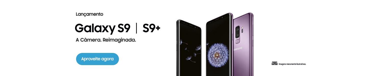 Lançamento Samsung Galaxy S9.