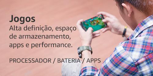 Jogos | Alta definição, espaço de armazenamento e performance