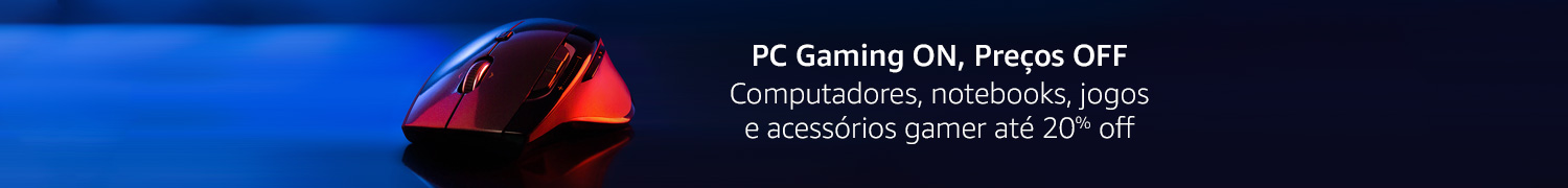 PC Gaming on, preços off