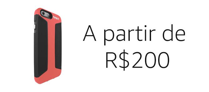 Capas a partir de R$200