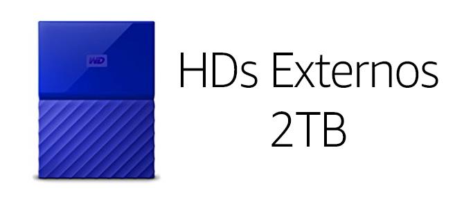 HDs até 2TB