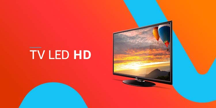 TV LED HD