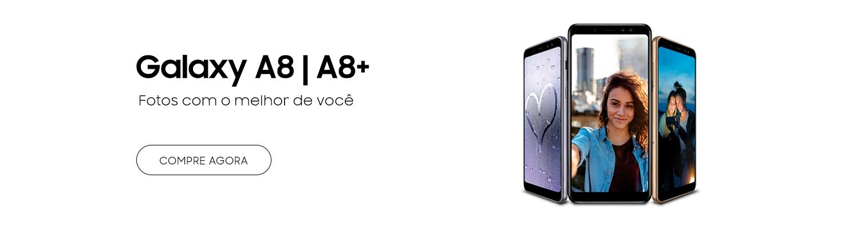 Galaxy A8 | A8+  Fotos com o melhor de você