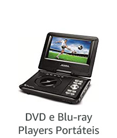 DVD e Blu-ray Players Portáteis