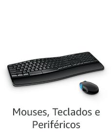 Teclados, Mouses e Periféricos
