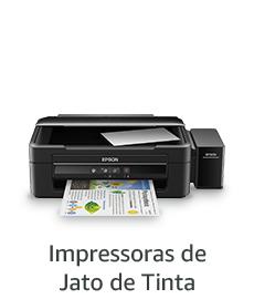 Impressoras de Jato de Tinta