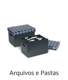 Arquivos e Pastas