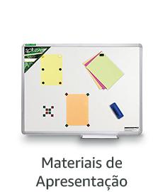 Materiais de Apresentação