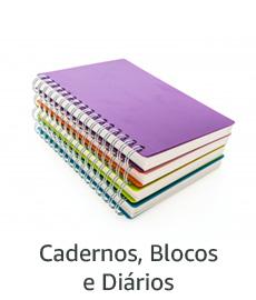 Cadernos, Blocos e Diários
