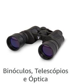 Binóculos, Telescópios e Óptica