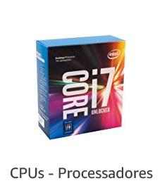 CPUs - Processadores